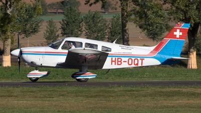 A picture of HBOQT - Piper PA28180 - [287505016] - © Alex