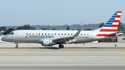 A picture of N273NN - Embraer E175LR - American Airlines - © Jason Whitebird