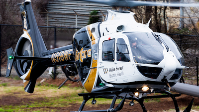 A picture of N518WF - Airbus Helicopters H135 - [0713] - © HAOFENG YU