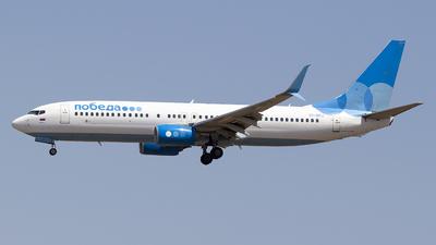 A picture of VPBPJ - Boeing 7378AL - Pobeda - © Bora Polater