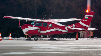 HA-SKA - Cessna 210H Centurion - Private