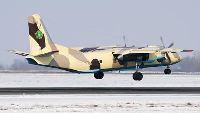 03 - Antonov An-26 - Kazakhstan - Air Force