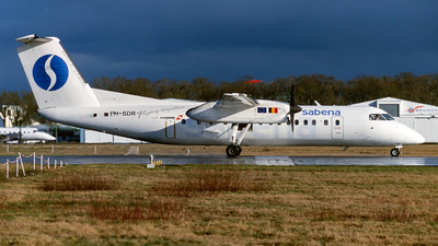 PH-SDR - Bombardier Dash 8-311 - Sabena (Schreiner Airways)