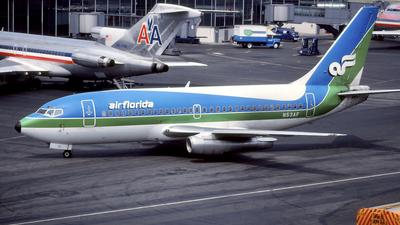 N53AF - Boeing 737-2T4(Adv) - Air Florida