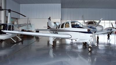 ZS-BON - Beechcraft G36 Bonanza - Private
