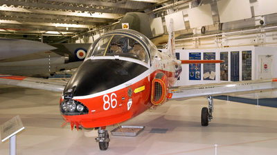 XW323 - Hunting Percival Jet Provost T.5A - United Kingdom - Royal Air Force (RAF)