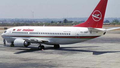 7Q-YKP - Boeing 737-33A - Air Malawi