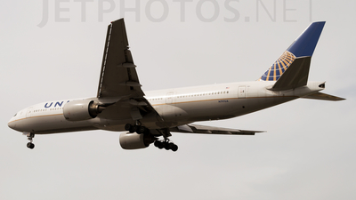 N797UA - Boeing 777-222(ER) - United Airlines