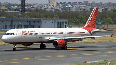 VT-PPG - Airbus A321-211 - Air India