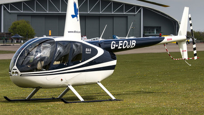 A picture of GEOJB - Robinson R44 Raven II - [10480] - © Bradley Bygrave