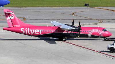 A picture of N703SV - ATR 72600 - Silver Airways - © Andriy Yegorov