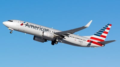 A picture of N980AN - Boeing 737823 - American Airlines - © John Newsome