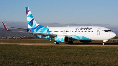 VQ-BDN - Boeing 737-8K5 - Nordstar