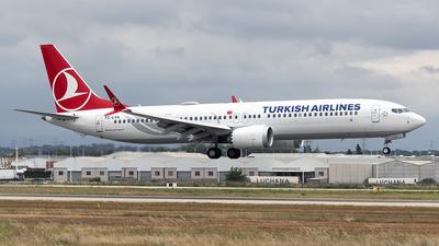 TC-LYA - Boeing 737-9 MAX - Turkish Airlines