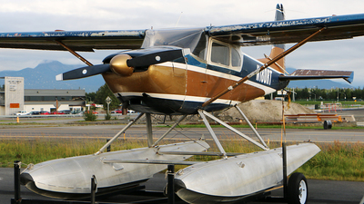 N180RT - Cessna 180A Skywagon - Private