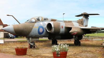 XW530 - Blackburn Buccaneer S.2B - United Kingdom - Royal Air Force (RAF)