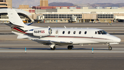 N689QS - Cessna 560XL Citation XLS - NetJets Aviation
