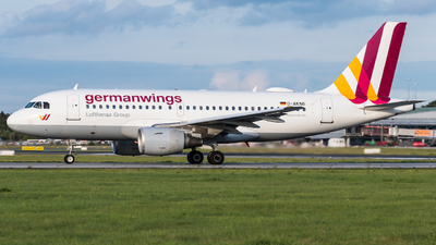 D-AKNG - Airbus A319-112 - Eurowings