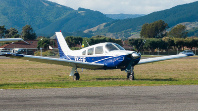 ZK-EIF - Piper PA-28R-201 Arrow III - Private