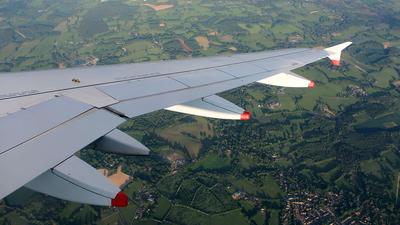 G-EUUS - Airbus A320-232 - British Airways