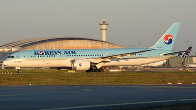 HL7207 - Boeing 787-9 Dreamliner - Korean Air
