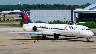 A picture of N971AT - Boeing 7172BD - Delta Air Lines - © Evan Dougherty