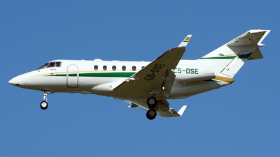 CS-DSE - Hawker Beechcraft 900XP - Private
