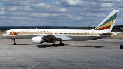 ET-AKC - Boeing 757-260 - Ethiopian Airlines