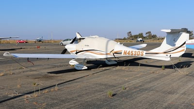 N453DS - Diamond DA-40 Diamond Star XLS - Private
