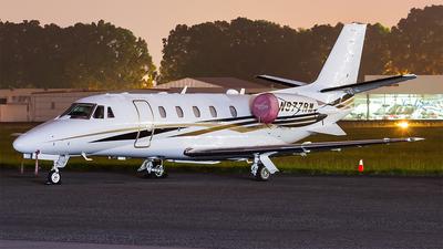 N877RW - Cessna 560XL Citation XLS Plus - Private