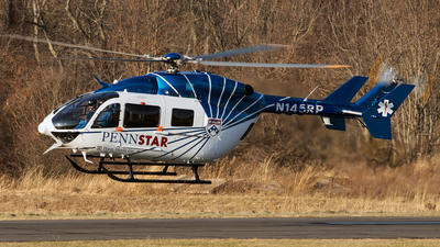 N145RP - MBB BK117C-2 - Metro Aviation