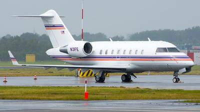 N3FE - Bombardier CL-600-2B16 Challenger 605 - FedEx