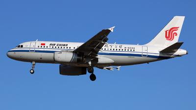 B-6022 - Airbus A319-132 - Air China