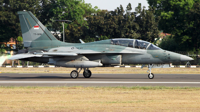 TT-5016 - Korean Aerospace Industries KAI T-50i Golden Eagle - Indonesia - Air Force