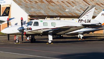 A picture of PPLOA - Piper PA31T1 Cheyenne 1 - [31T8104001] - © Lucas Gabardo