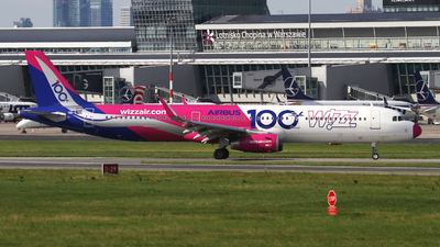 A picture of HALTD - Airbus A321231 - Wizz Air - © Rafal Pruszkowski