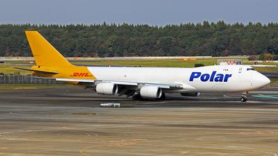 N852GT - Boeing 747-87UF - Polar Air Cargo