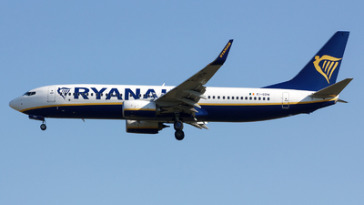EI-GDW - Boeing 737-8AS - Ryanair