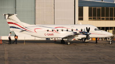 C-GNAR - Beech 1900D - Northern Air Charter