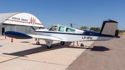 LV-IPH - Beechcraft S35 Bonanza - Private