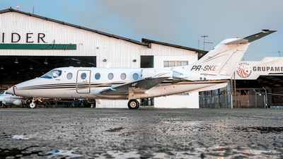 PR-SKB - Hawker Beechcraft 400A - Private