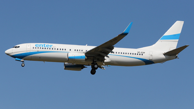 SP-ESF - Boeing 737-8AS - Enter Air