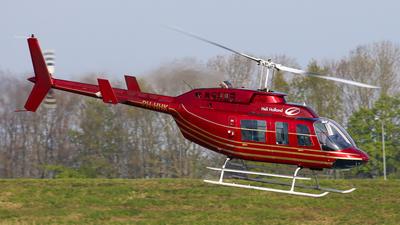 A picture of PHHHK - Bell 206L1 LongRanger II - Heli Holland - © BaszB