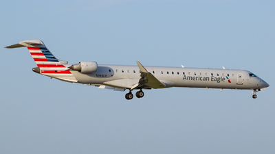 A picture of N948LR - Mitsubishi CRJ900ER - American Airlines - © Positive Rate Photography