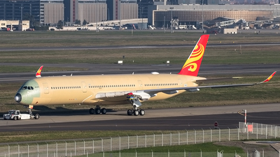 F-WZNZ - Airbus A350-941 - Airbus Industrie
