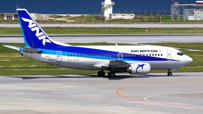 JA8196 - Boeing 737-54K - Air Nippon (ANK)