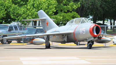 NX115PW - Mikoyan-Gurevich MiG-15UTI Midget - Cavanaugh Flight Museum