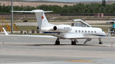 B-8260 - Gulfstream G550 - Nanshan Jet