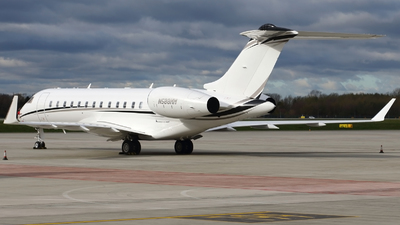 N588MM - Bombardier BD-700-1A10 Global 6000 - Nordic Aviation Capital (NAC)