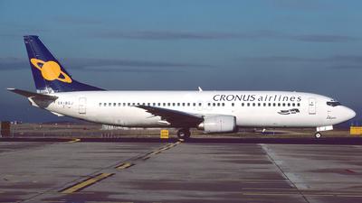 SX-BGJ - Boeing 737-4S3 - Cronus Airlines